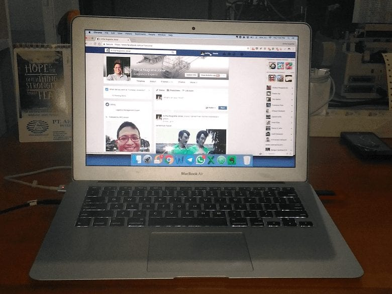 review MacBook air