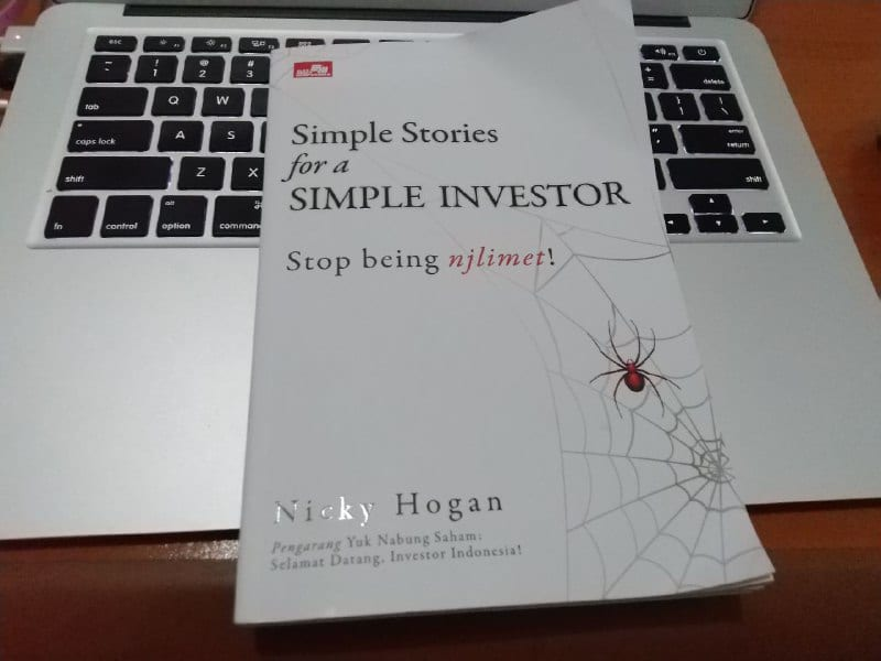 Bukan Resensi Buku Simple Stories for a Simple Investor