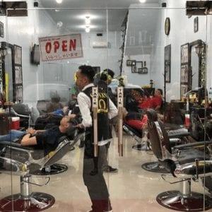 Layanan Pangkas Rambut Terbaik di Medan
