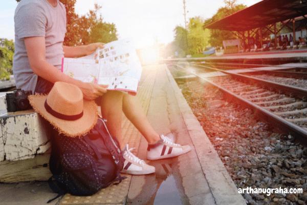 Barang Sepele Namun Wajib Kamu Bawa Saat Travelling