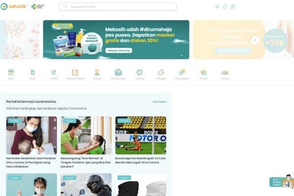Layanan Kesehatan Yang Lengkap di SehatQ.com