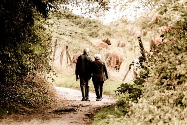 jalan kaki setiap hari