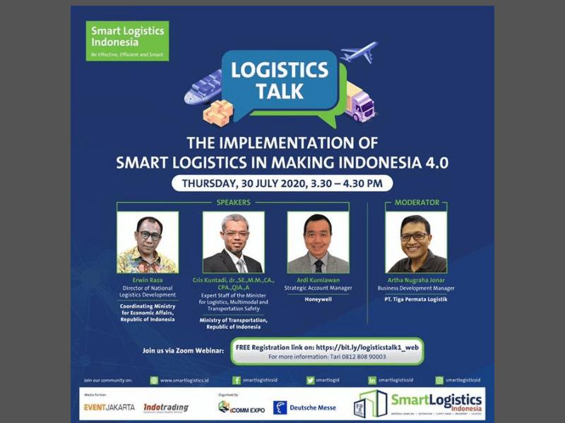 smart logistics indonesia