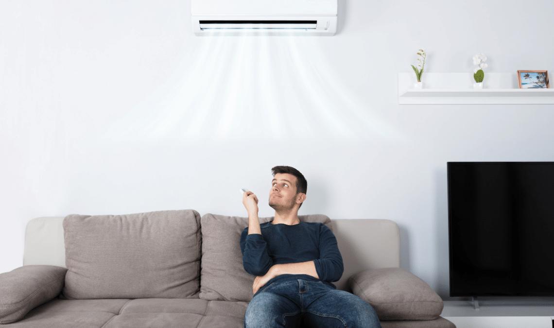 Memasang AC di Rumah
