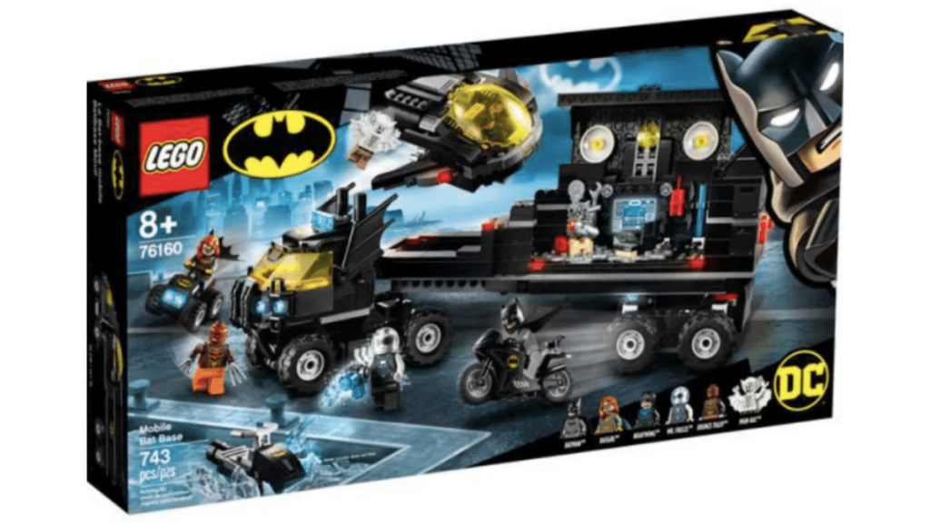 Lego Superheroes 761160 Mobile Bat