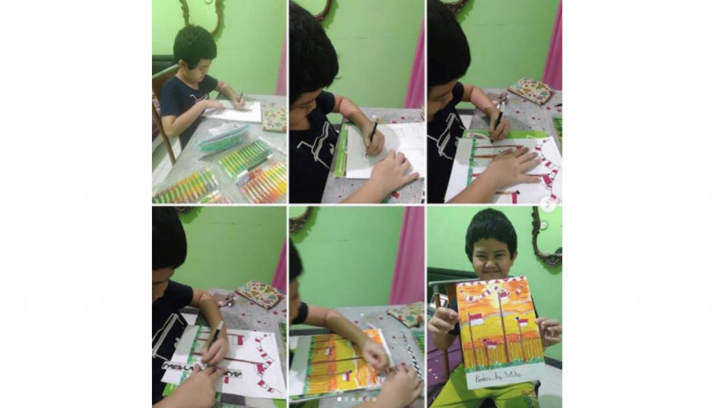Tugas Prakarya Pembelajaran Jarak Jauh