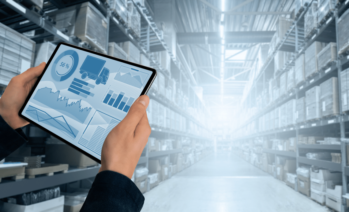 Implementasi Warehouse Management System