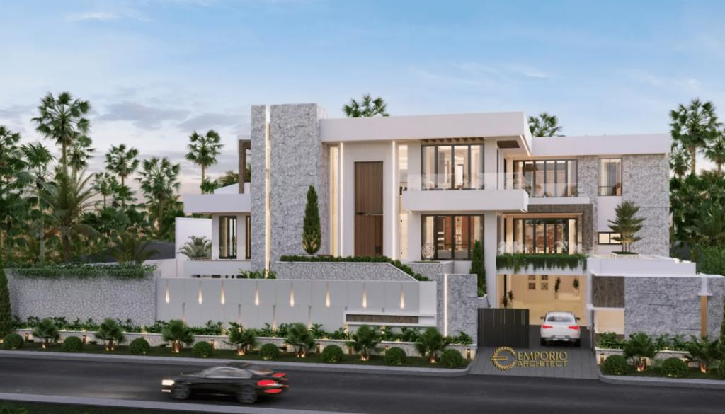 desain rumah Emporium Architect